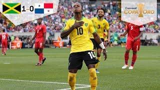 Jamaica en Semifinales | Jamaica 1 - 0 Panamá | Copa Oro | Televisa Deportes
