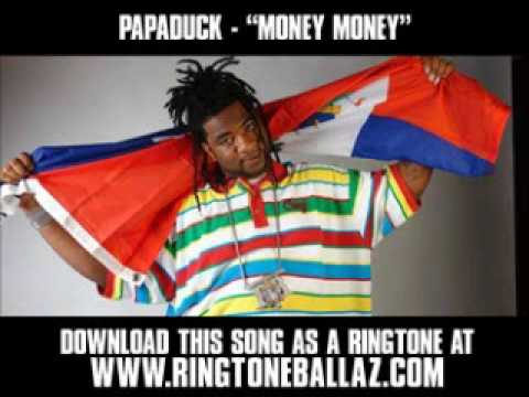 Papa Duck Ft. Lil Boosie - Money Money [ New Video + Download ]