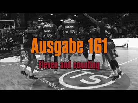 NINERS360 Ausgabe 161 - Eleven And Counting | NINERS Chemnitz Vs. PS Karlsruhe LIONS - 74:69