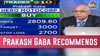Prakash Gaba On February 5: Buy Hero Motocorp & Escorts | Bazaar Corporate Radar