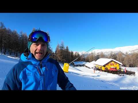 Sauze d'Oulx snow report 07:12:2019