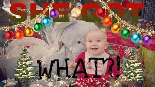 BABY'S FIRST CHRISTMAS!!!😱    TEEN MOM VLOG  LifeOfHope 