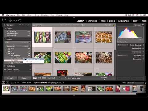Don't Move Photos Behind Lightroom's Back