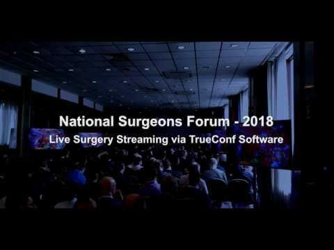 Telemedicine | Live Surgery Streaming Via TrueConf Software
