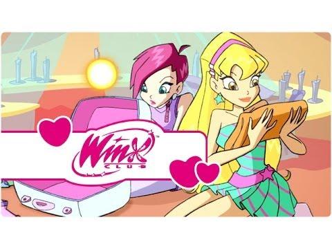 Winx Club - Sezon 3 Bölüm 1 - Prenses Balosu - [TAM BÖLÜM]