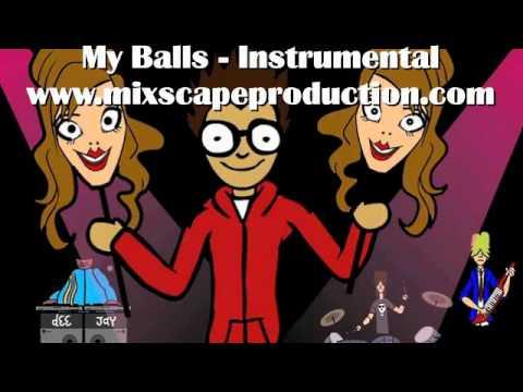 "Instru Rap: Ray William Johnson - ""My Balls"" (OFFICIAL INSTRUMENTAL )"