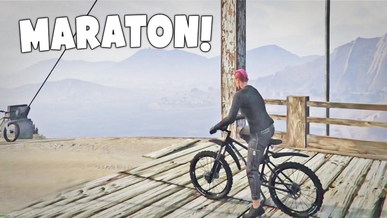 MARATON – Zabawy w GTA Online /Paveł