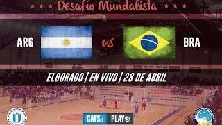 Argentina vs Brasil (El Dorado)