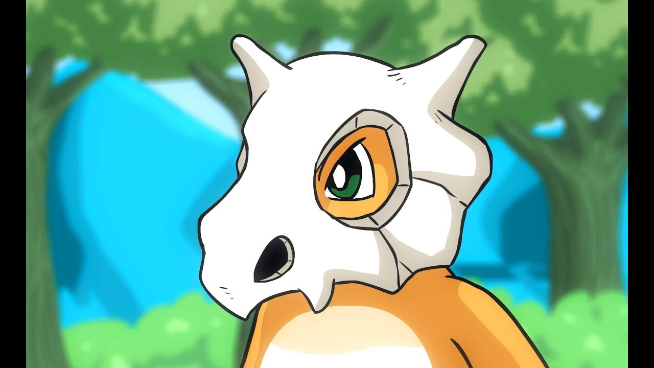 Cubone - Origins (Pokemon Animation) - YouTube
