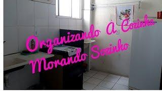Baixar ORGANIZANDO A COZINHA DO APÉ| MORANDO SOZINHO|FABY DICAS