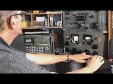 Comparing Radios Grundig Satellit 800 Millenium vs Hammarlund SP600