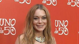 Lindsay Lohan cumple 30 años