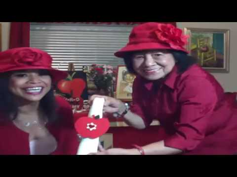 """Valentine's Day Celebration"": The Crazytastic Creatively Cute Mom Ebb & her Joy: Episode 1"
