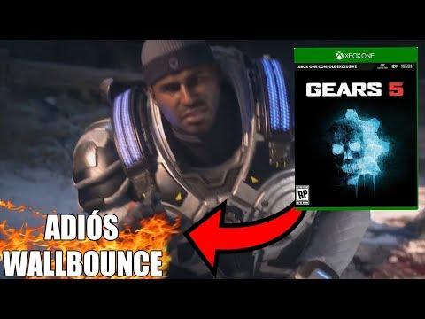 El WALLBOUNCE será ELIMINADO en Gears of War 5!?! | Decisiones de The Coalition para Gears 5
