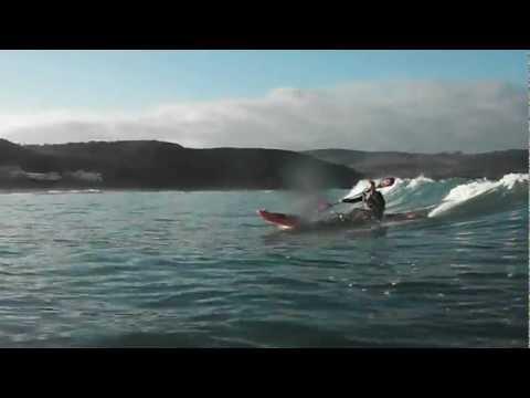Stealth Supalite X Surfing Buffels Bay Knysna