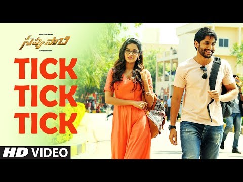 Tick Tick Tick Full Video Song - Savyasachi - Naga Chaitanya, Nidhi Agarwal | MM Keeravaani