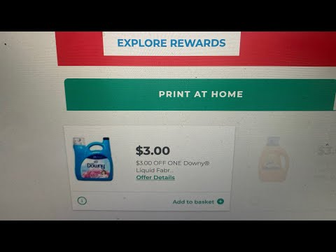 How to print Procter and Gamble coupons for free    tutorial video    September 28, 2021
