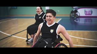 Inclusive Zone Basketball