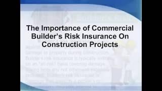 42 FI-Builder's risk insurance