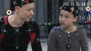 Behind the Scenes - Detroit: Become Human (Motion capture)