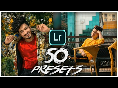 Repeat Lightroom Mobile 50 Presets free Download in 1 click in Hindi