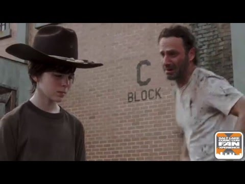 Meet Chandler Riggs at Salt Lake Comic Con FanXperience 2016