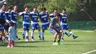 2017県リーグ 13節 バレイン下関 3-1 日立笠戸  バレイン山口県リーグ優勝