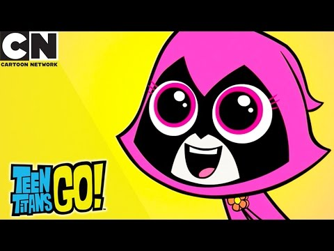 Teen Titans Go! | Different Ravens | Cartoon Network