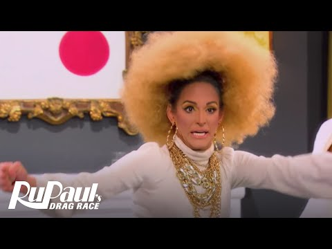 RuPaul's Drag Race (Season 8 Ep. 3) | 'RuCo's Empire' Team Naomi Smalls | Logo