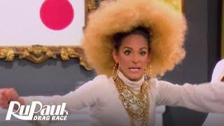RuPaul's Drag Race (Season 8 Ep. 3) | 'RuCo's Empire' Team Naomi Smalls | Logo