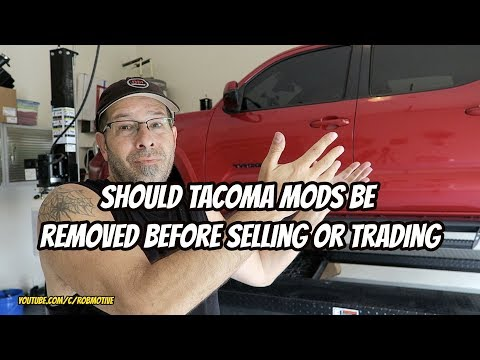 should-tacoma-mods-be-removed-before-selling-or-trading?