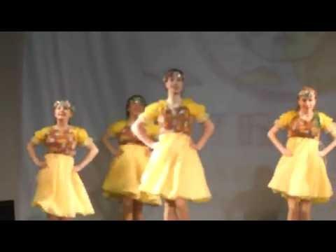 Танец Марья краса