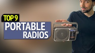 TOP 9: Best Portable Radios