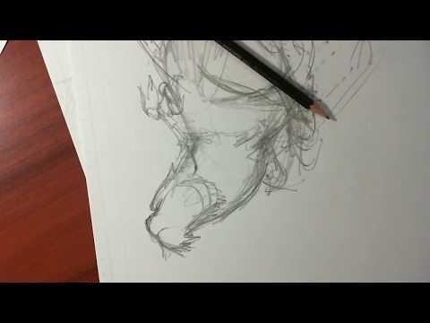 MANGA LIVE-Dreamland#11 crayonné et encrage Chap 176
