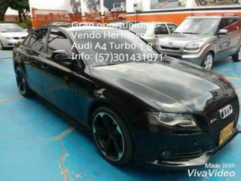 FAST AND BLACK AUDI COLOMBIA