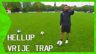 Hellup Vrije Trap met Zakaria Labyad | ZAPPSPORT