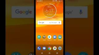 Moto E5 Plus Moto Actions and Display Tips