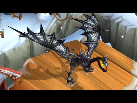 Dragons: Rise of Berk - Sword Stealer Dragon