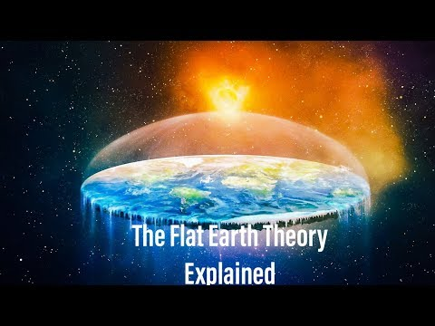 The Flat Earth Theory Explained thumbnail