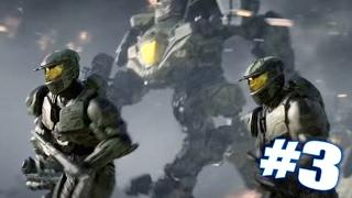 HALO WARS 2 Campaign Walkthrough : Ep3 Sentinals!