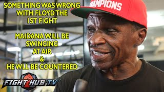 boxing interviews