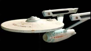 British spaceship engine like Star Trek impulse drive