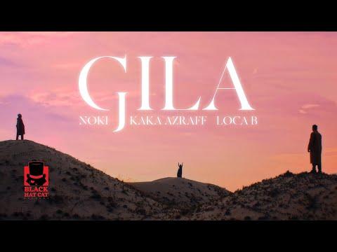 Kaka Azraff, Noki, Loca B - Gila (Official Music Video)