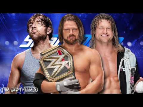 WWE Smackdown 2016 19th Theme Song For 30 minutes - Take A Chance