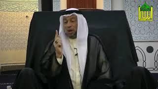 السيد مصطفى الزلزلة - المأمون يسأل الإمام علي بن موسى الرضا ع عن الأية الشريفة \