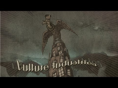 Vulture Industries - The Tower (Official Full Album Stream)