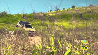 Test Drive Jeep Renegade Trailhawk 2016 | Saga Drive | (Saga TV)