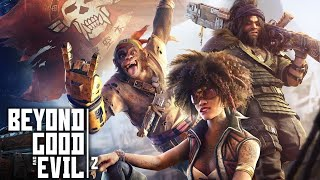 Beyond Good and Evil 2 - Pre Alpha 4k Gameplay Footage