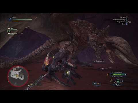 Monster Hunter World - Special: The differences in Bows and Coatings