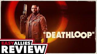Deathloop - Easy Allies Review (Video Game Video Review)